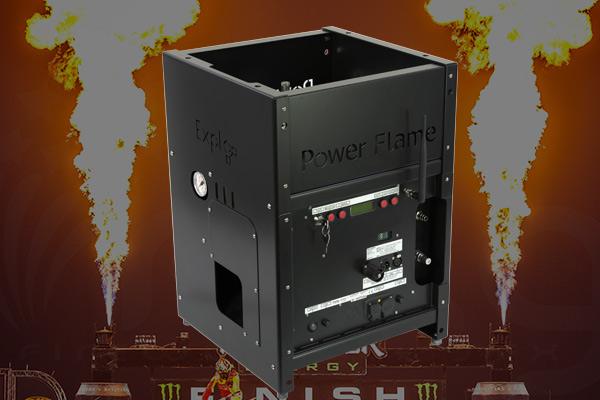 X2 Power Flame available