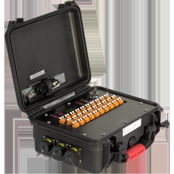 RX2-30K im Koffer Splitt