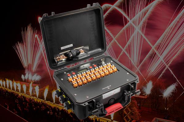 RX2-30K im Koffer